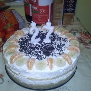 Emeletes élvezet (torta formában) recept