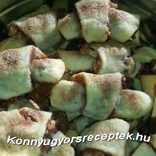 Rugelach recept