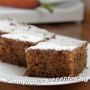 Waldorf répás süti recept