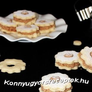 Puncskarika recept