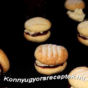 Monte Carlo keksz recept