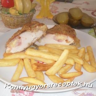 Hasselbach csirkemell recept