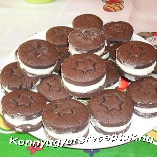 Oreo keksz  recept
