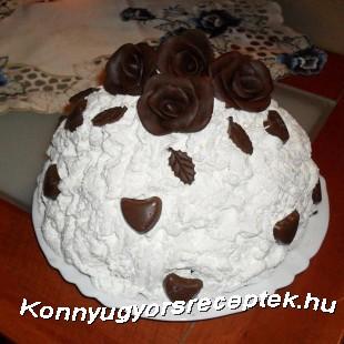 Csokoládé bomba recept