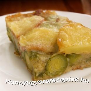 Szalonnás sajtos kelbimbó recept