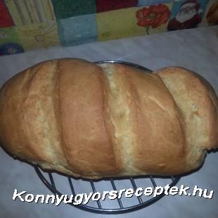 Durumlisztes kenyér recept