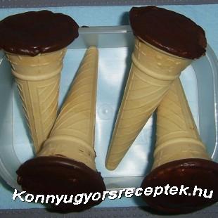 Téli fagyi (70-es évek téli fagyija) recept