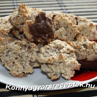 Tiroli habcsók recept