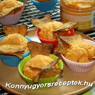 Mexikói muffin recept
