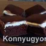 Mumus Szelet  recept