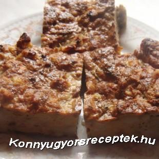 Májas töltelék recept