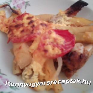 Nem lehet abbagyni csirke recept