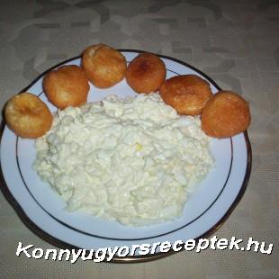 Kínaikel saláta recept