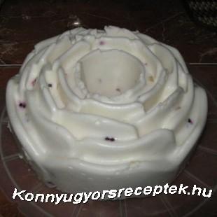 Joghurt torta recept