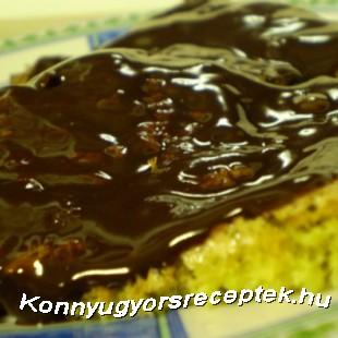 Diétás lusta piskóta durumbúzalisztből recept
