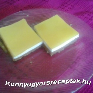 Gumi-süti recept