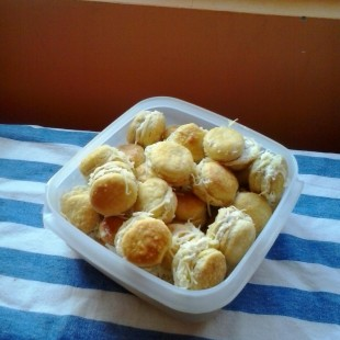 Sajtkrémes falatkák recept
